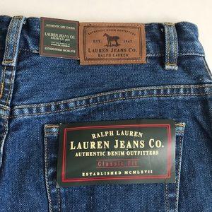 Ralph Lauren Jeans company classic fit ankle jeans